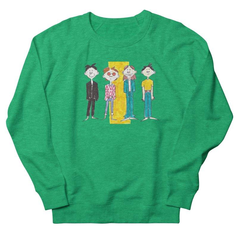 Best Rockers - One Women's Sweatshirt by Galarija's Artist Shop