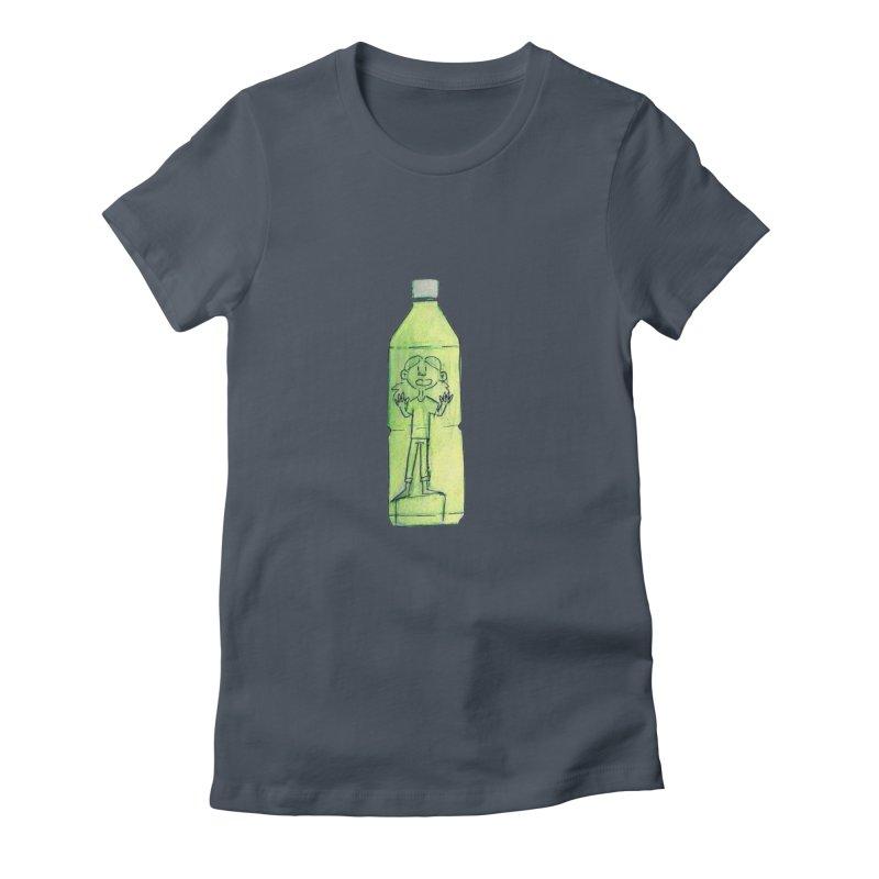 Get stuck Women's T-Shirt by Galarija's Artist Shop