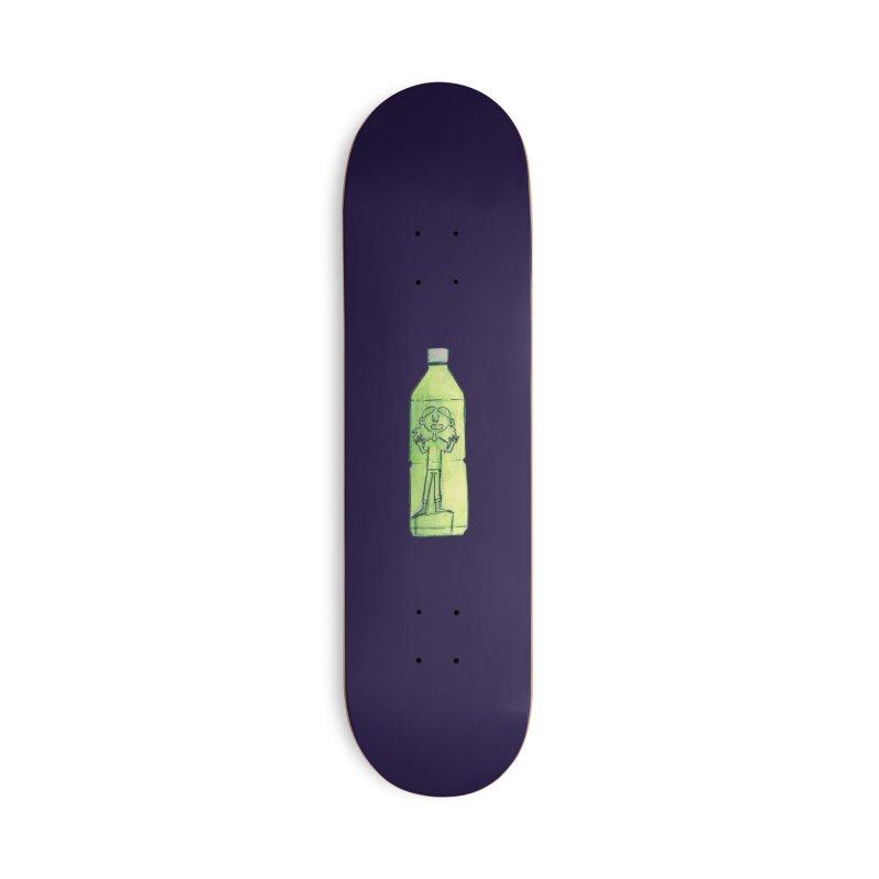 Get stuck Accessories Skateboard by Galarija's Artist Shop
