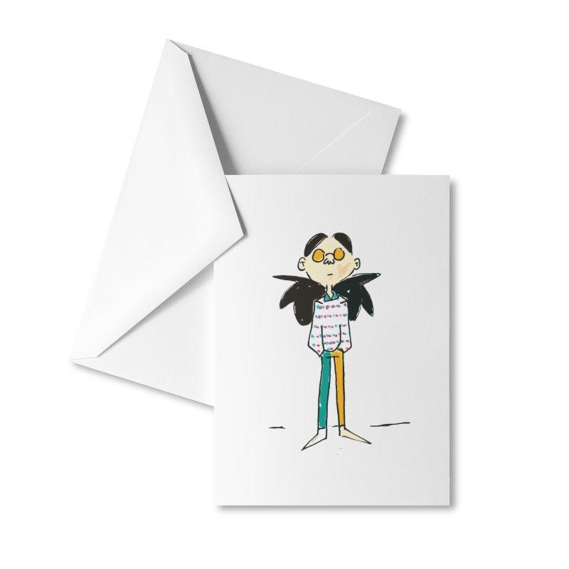 John Accessories Greeting Card by Galarija's Artist Shop