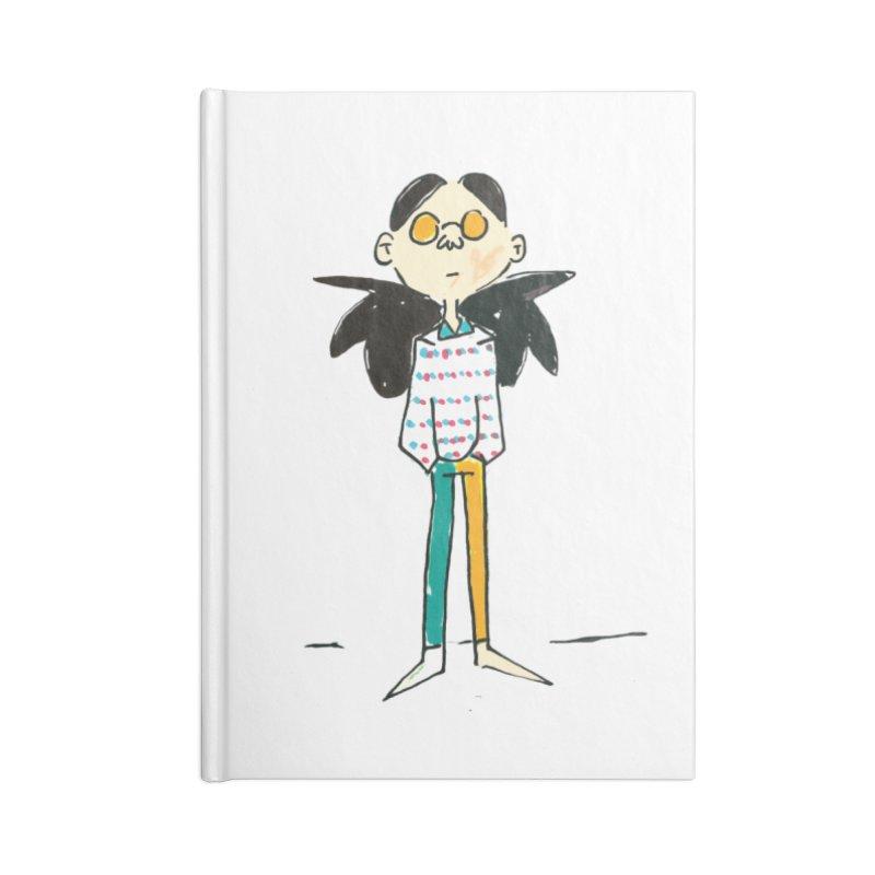 John Accessories Notebook by Galarija's Artist Shop