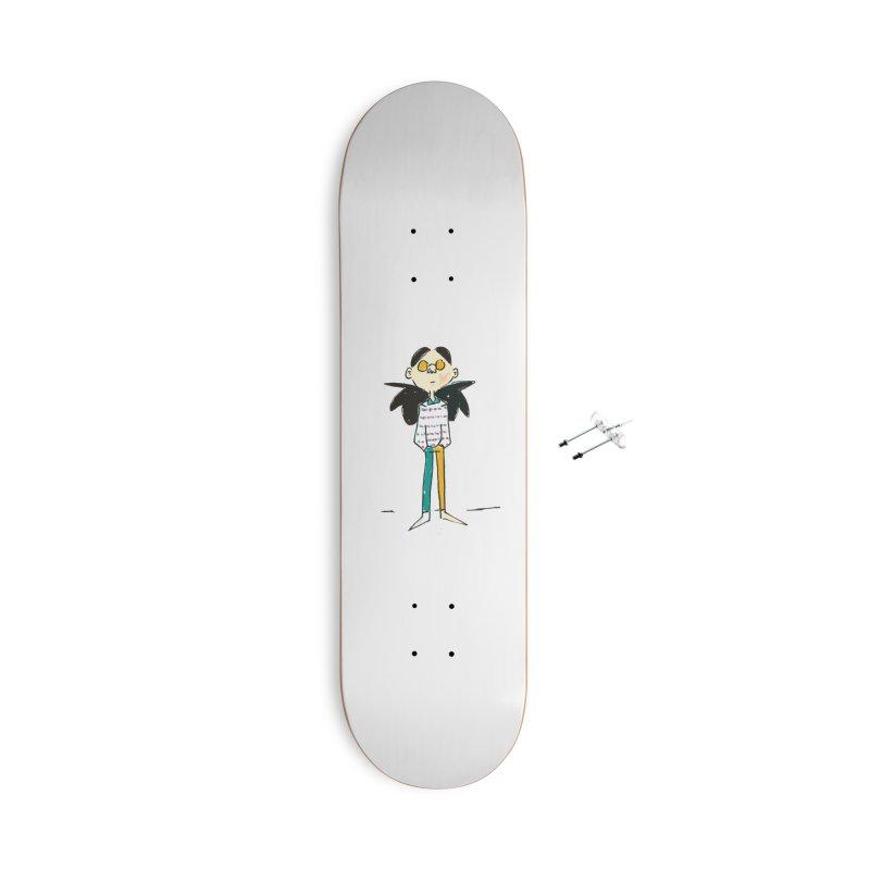 John Accessories Skateboard by Galarija's Artist Shop