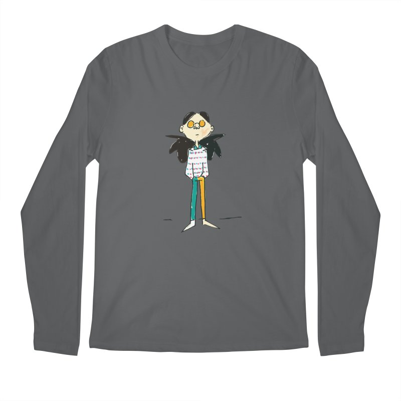 John Men's Longsleeve T-Shirt by Galarija's Artist Shop