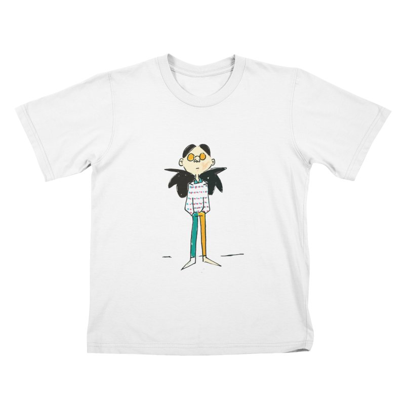 John Kids T-Shirt by Galarija's Artist Shop