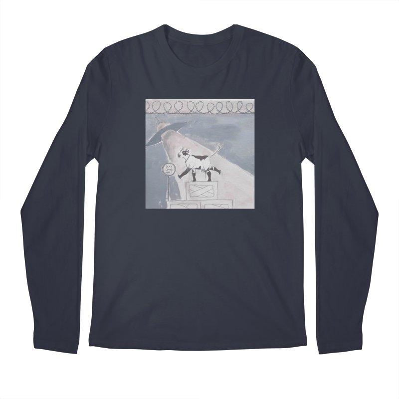 Sexy Cows Only Men's Longsleeve T-Shirt by Galarija's Artist Shop