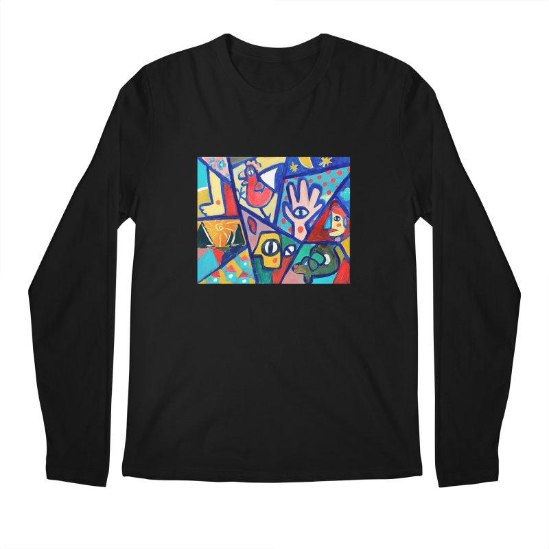 Observation Men's Longsleeve T-Shirt by Galarija's Artist Shop