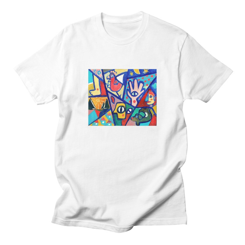 Observation Men's T-Shirt by Galarija's Artist Shop