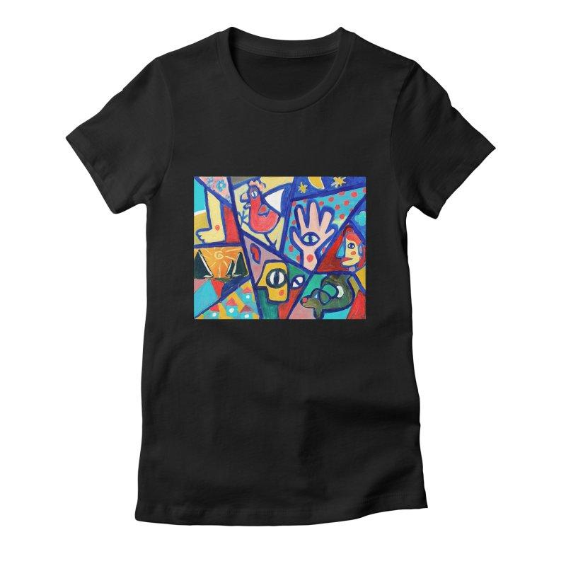 Observation Women's T-Shirt by Galarija's Artist Shop