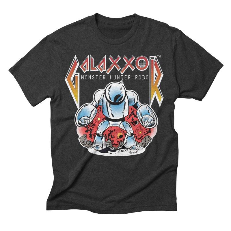 Galaxxor Art by Chris Faccone Men's T-Shirt by galaxxor's Artist Shop