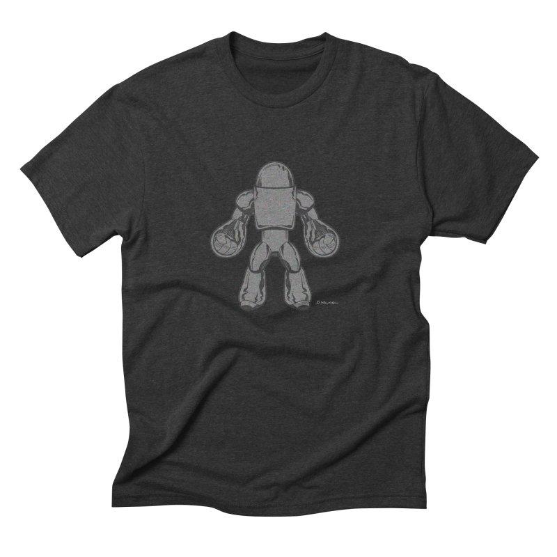 Galaxxor art by Darryl Young Men's T-Shirt by galaxxor's Artist Shop
