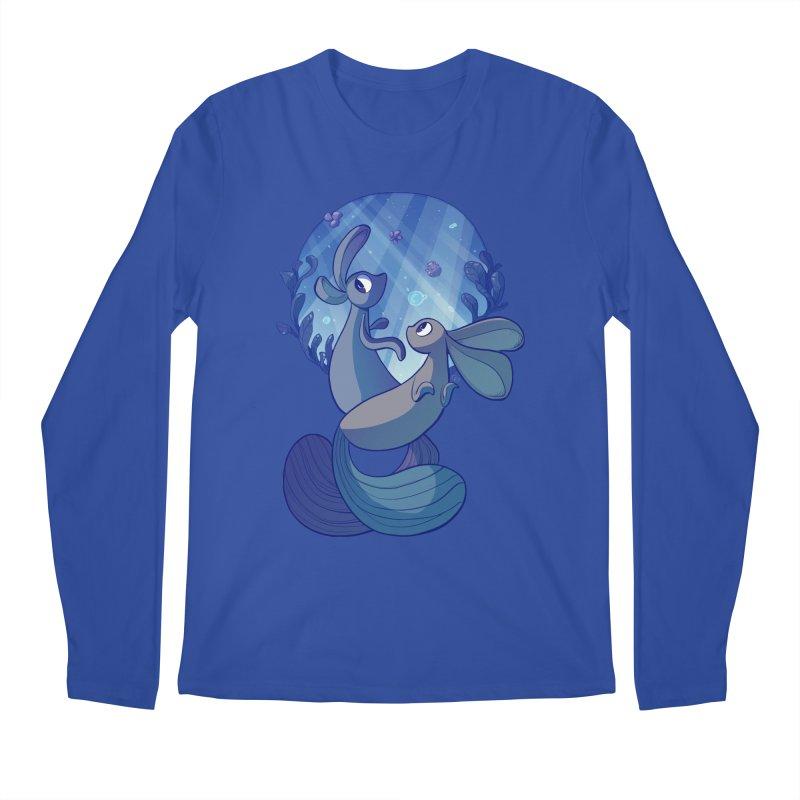 Merbuns Men's Longsleeve T-Shirt by galesaur's Artist Shop