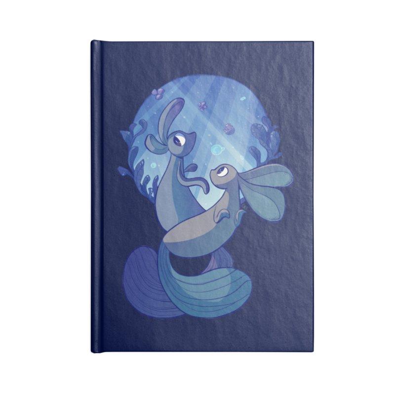 Merbuns Accessories Notebook by galesaur's Artist Shop
