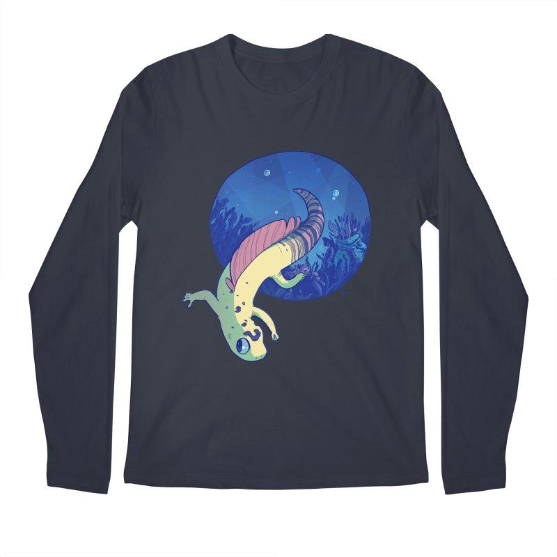 Mergeck Men's Longsleeve T-Shirt by galesaur's Artist Shop