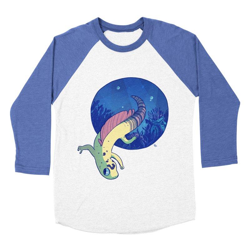 Mergeck Women's Baseball Triblend T-Shirt by galesaur's Artist Shop