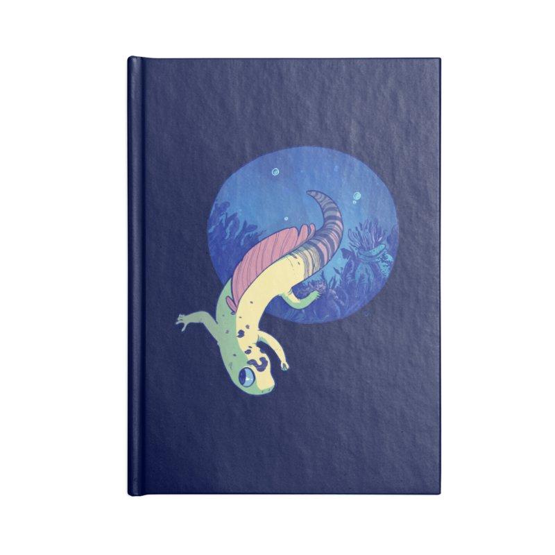 Mergeck Accessories Notebook by galesaur's Artist Shop