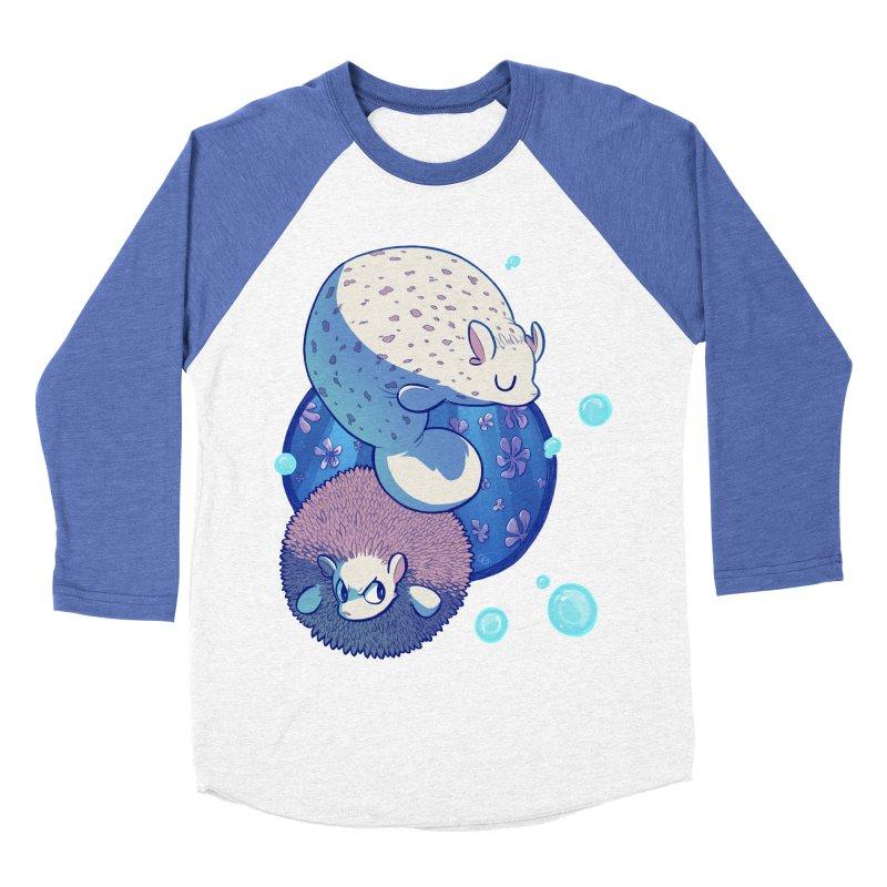 Merhedges Women's Baseball Triblend T-Shirt by galesaur's Artist Shop