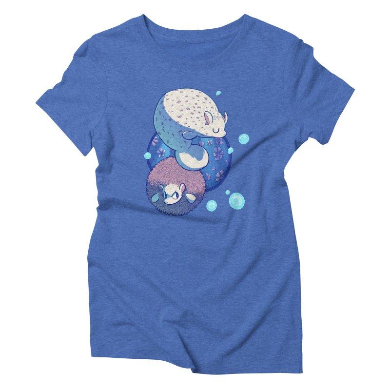 Merhedges Women's Triblend T-Shirt by galesaur's Artist Shop