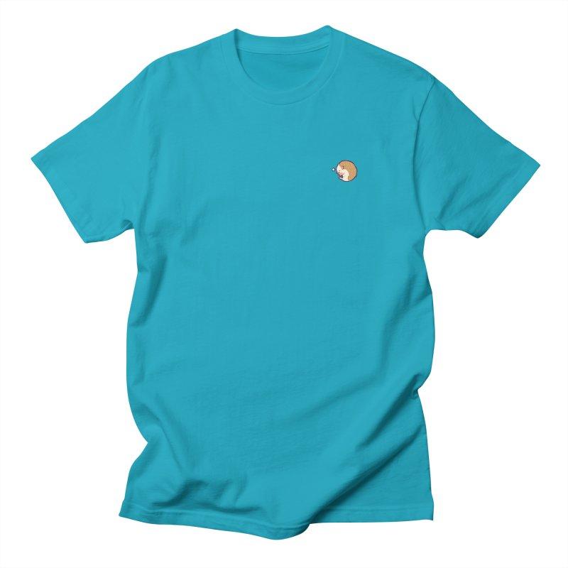Small Sleepy Hedgie Women's Unisex T-Shirt by galesaur's Artist Shop