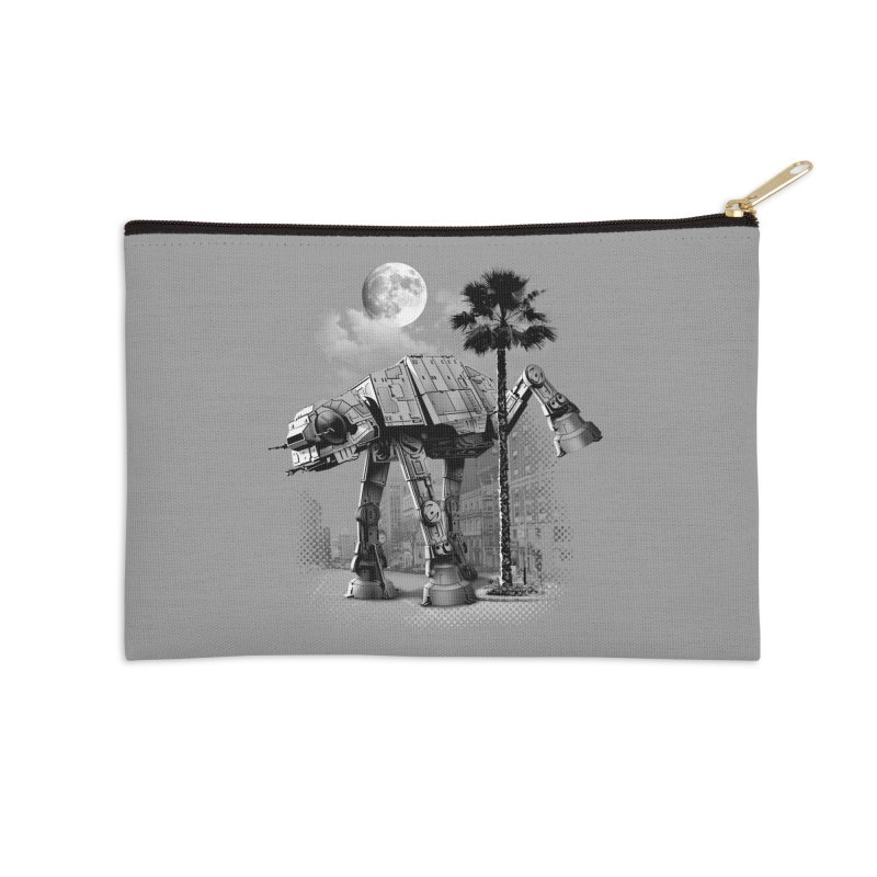 ATAT PEE TIME Accessories Zip Pouch by gallerianarniaz's Artist Shop