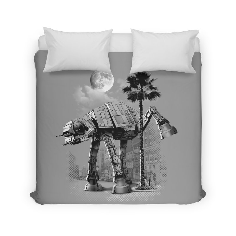 ATAT PEE TIME Home Duvet by gallerianarniaz's Artist Shop
