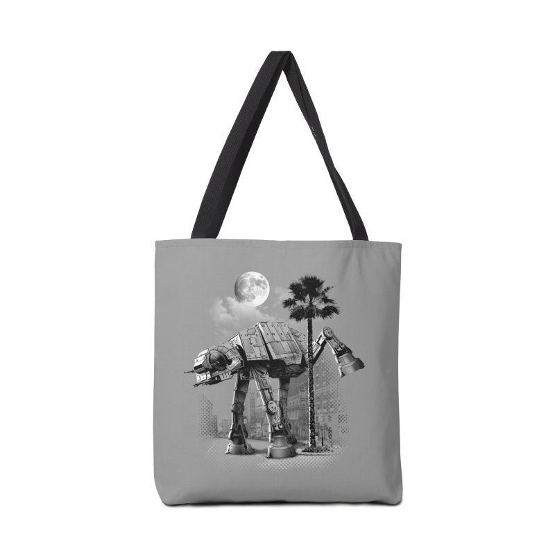 ATAT PEE TIME Accessories Bag by gallerianarniaz's Artist Shop