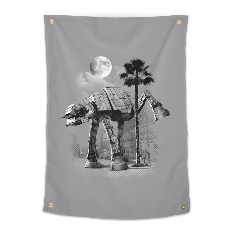 ATAT PEE TIME Home Tapestry by gallerianarniaz's Artist Shop