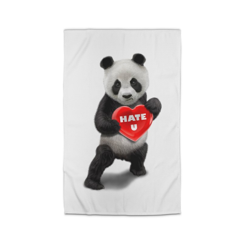 I LOVE U, I HATE YOU Home Rug by gallerianarniaz's Artist Shop