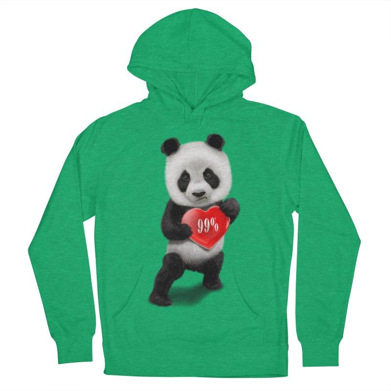99% Men's Pullover Hoody by gallerianarniaz's Artist Shop