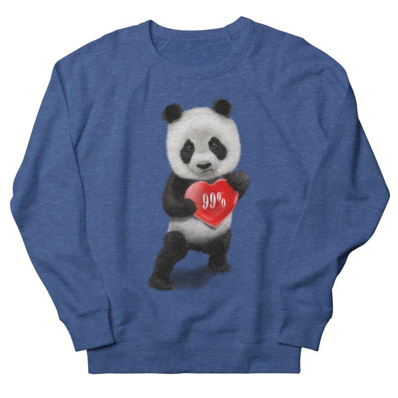 99% Men's Sweatshirt by gallerianarniaz's Artist Shop