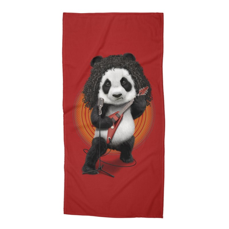 PANDA ROCKER 2017   by gallerianarniaz's Artist Shop