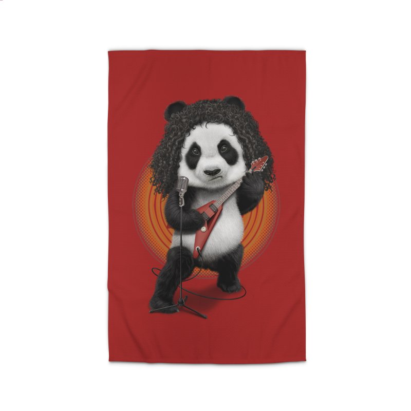 PANDA ROCKER 2017 Home Rug by gallerianarniaz's Artist Shop