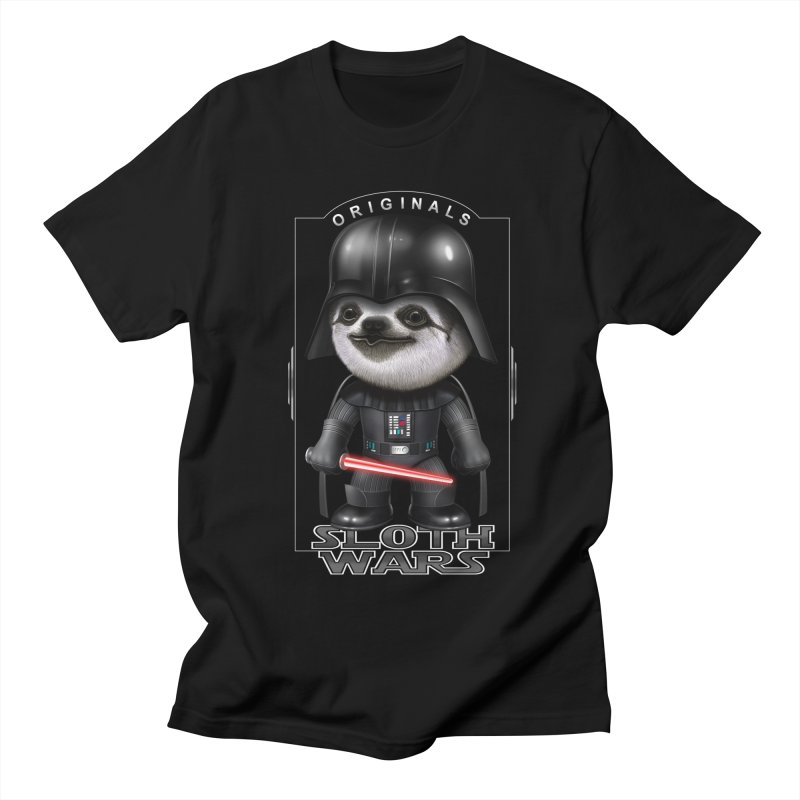 DARTH SLOTH 2017   by gallerianarniaz's Artist Shop