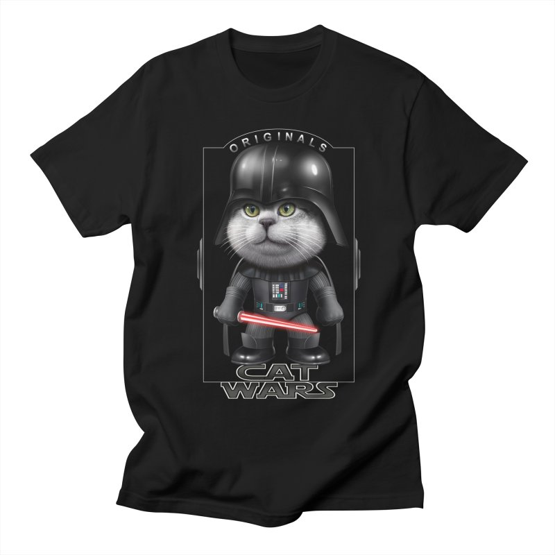 CAT VADER ORIGINALS   by gallerianarniaz's Artist Shop
