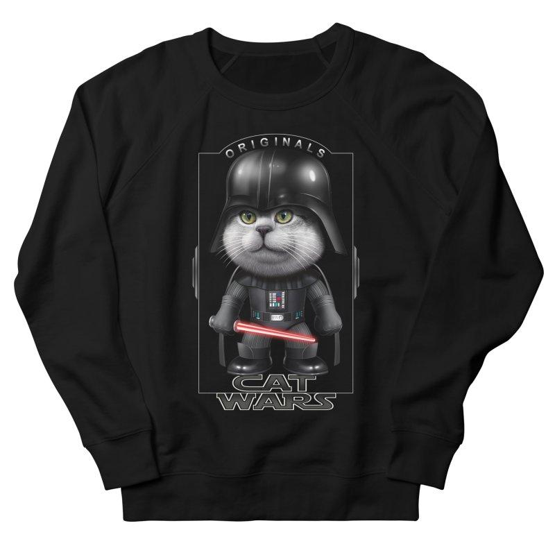 CAT VADER ORIGINALS Men's Sweatshirt by gallerianarniaz's Artist Shop