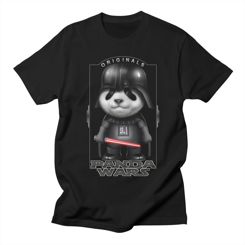 DARTH PANDA - ORIGINALS   by gallerianarniaz's Artist Shop