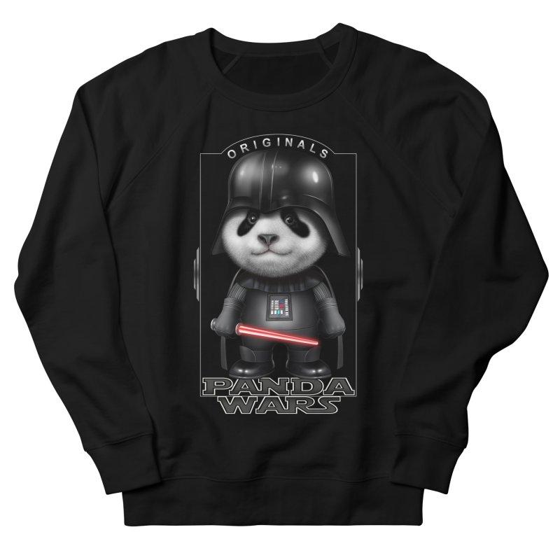 DARTH PANDA - ORIGINALS Men's Sweatshirt by gallerianarniaz's Artist Shop