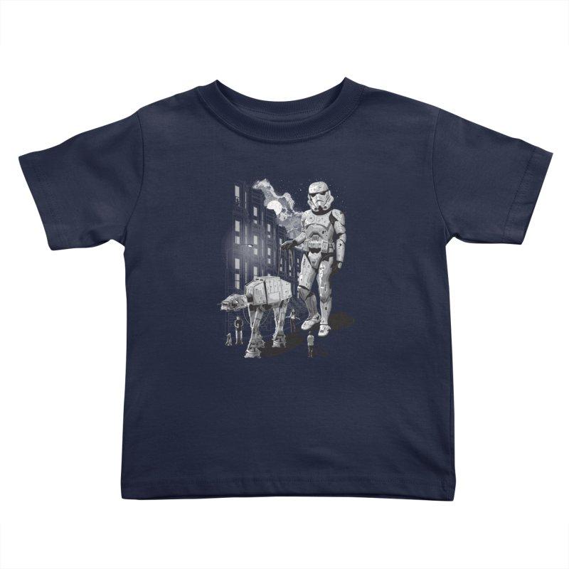 HOLIDAY Kids Toddler T-Shirt by gallerianarniaz's Artist Shop