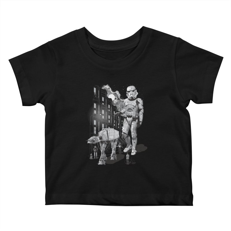 HOLIDAY Kids Baby T-Shirt by gallerianarniaz's Artist Shop