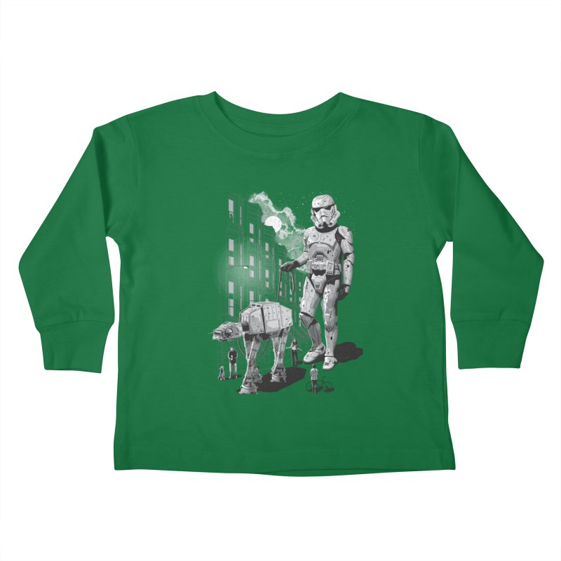 HOLIDAY Kids Toddler Longsleeve T-Shirt by gallerianarniaz's Artist Shop