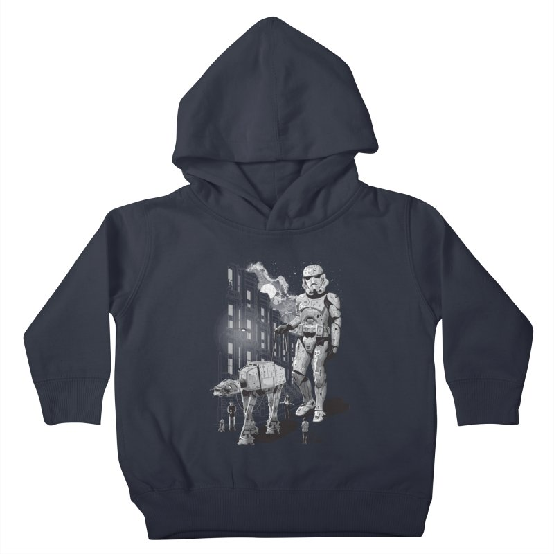 HOLIDAY Kids Toddler Pullover Hoody by gallerianarniaz's Artist Shop