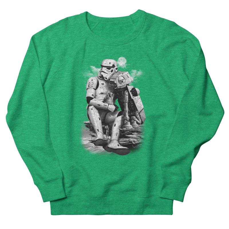 BY THE BEACH Women's Sweatshirt by gallerianarniaz's Artist Shop