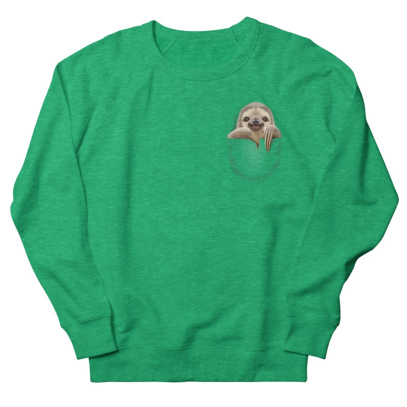 POCKET SLOTH   by gallerianarniaz's Artist Shop