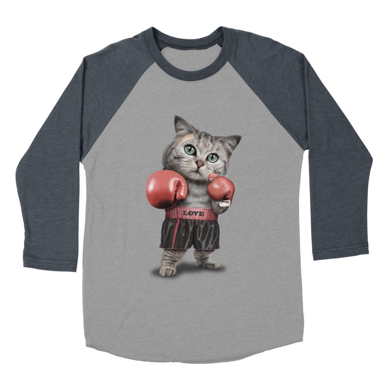 BOXING CAT   by gallerianarniaz's Artist Shop