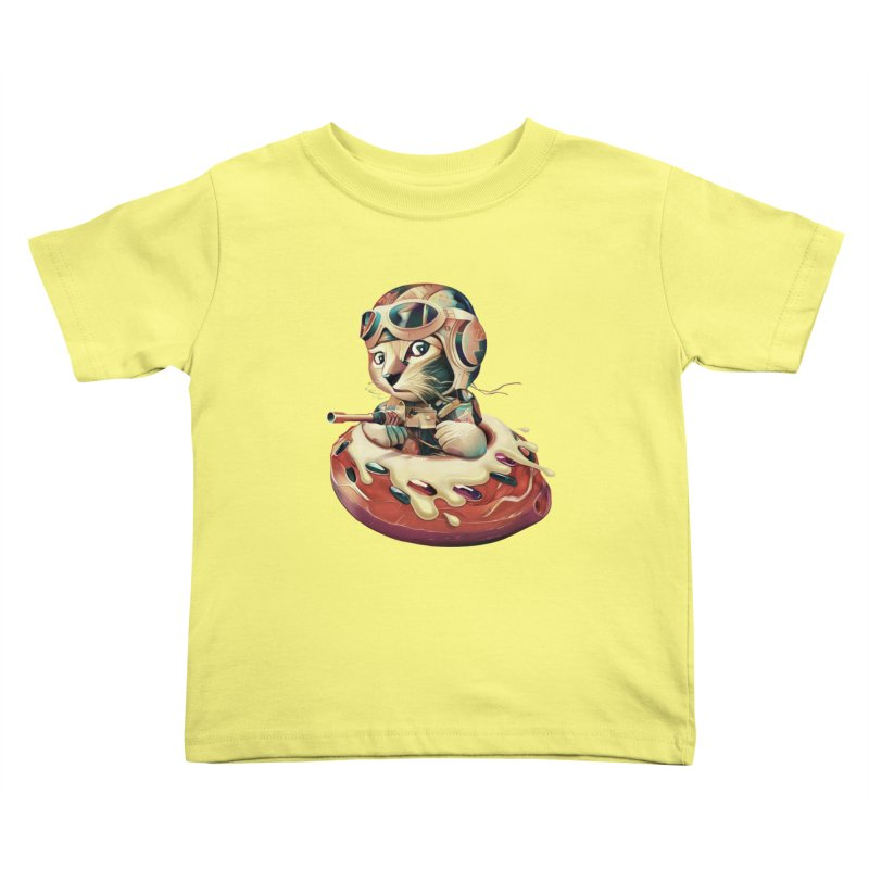 DONUT FIGHTER   by gallerianarniaz's Artist Shop