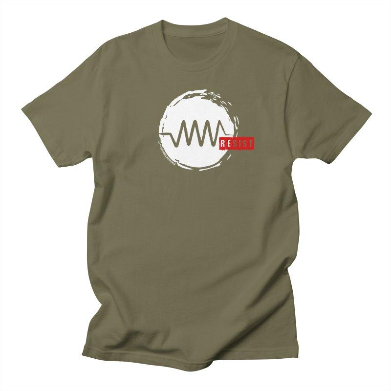 Resist Men's T-Shirt by Resist Symbol