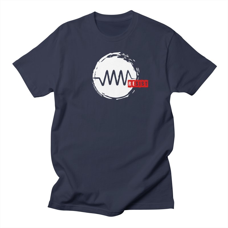 Resist Men's T-Shirt by Resist Symbol