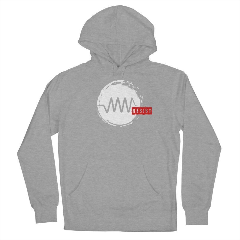Resist Women's French Terry Pullover Hoody by Resist Symbol