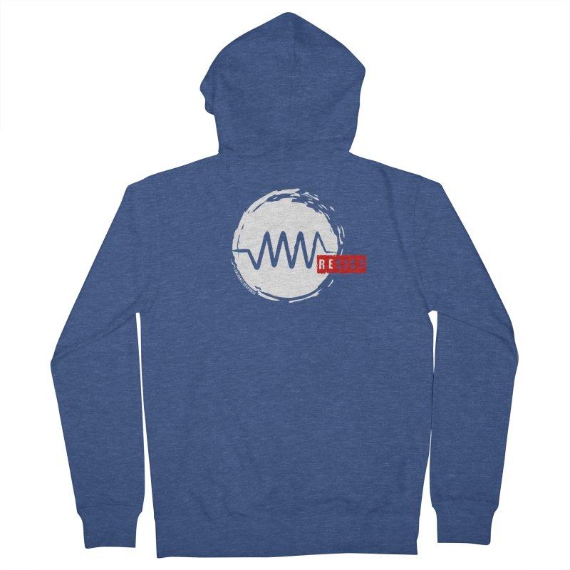 Resist Women's Zip-Up Hoody by Resist Symbol