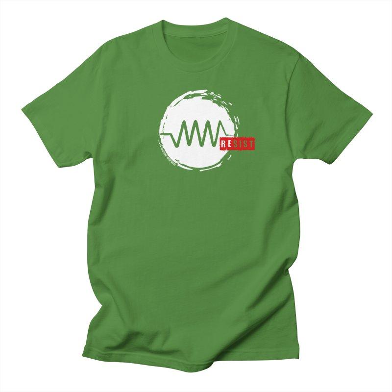 Resist Men's Regular T-Shirt by Resist Symbol