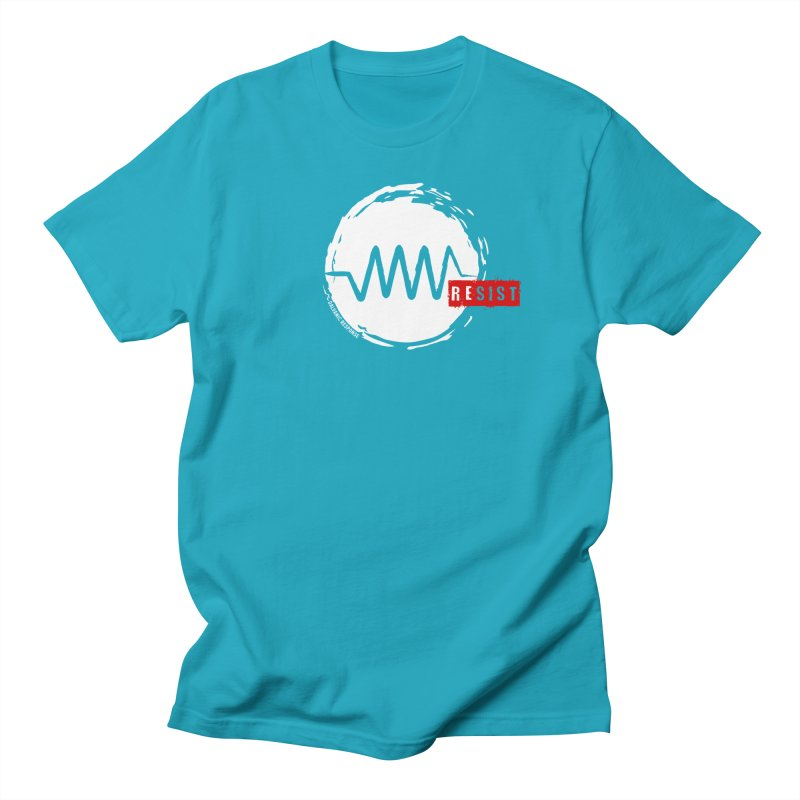 Resist Women's Regular Unisex T-Shirt by Resist Symbol